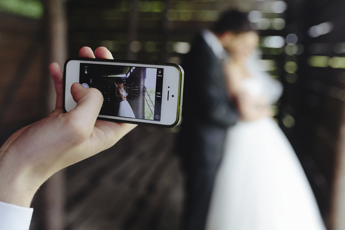 Tendencias digitales en bodas