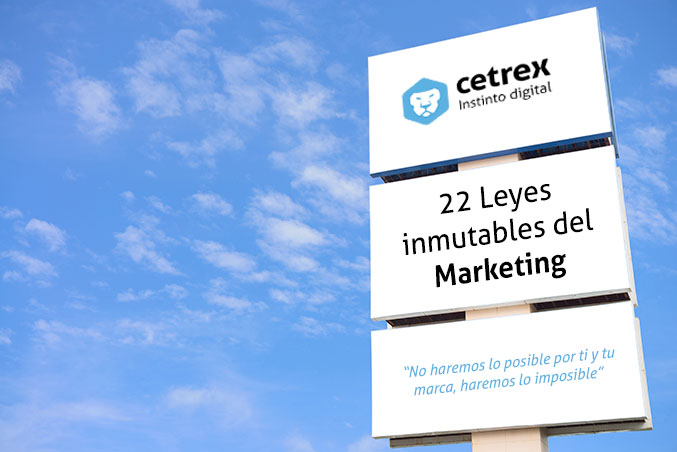 Cetrex Marketing 22 Leyes
