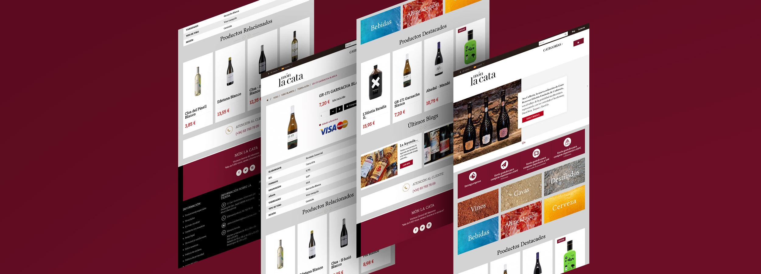 Proyecto marketing Digital Vinos
