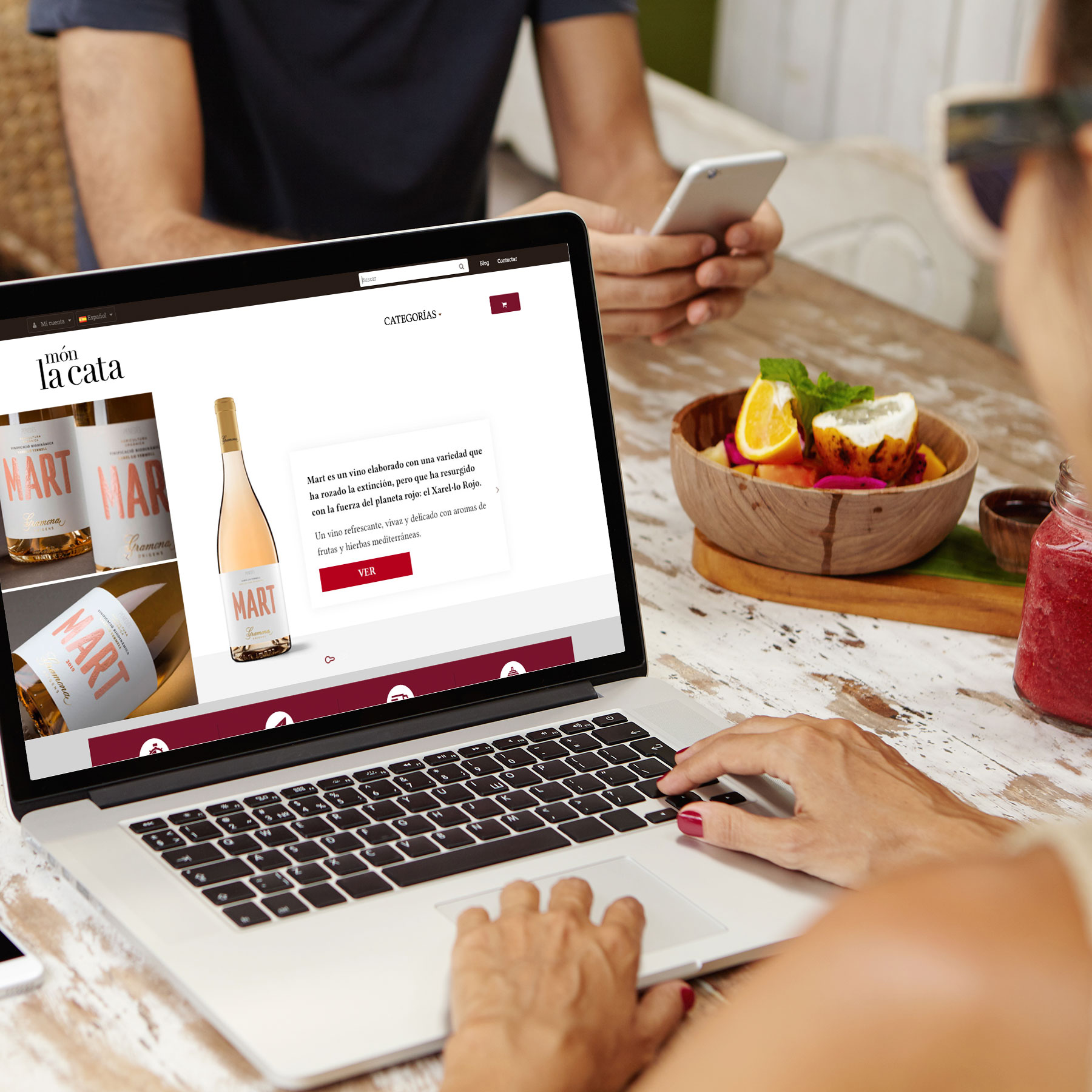 Marketing digital para tiendas online