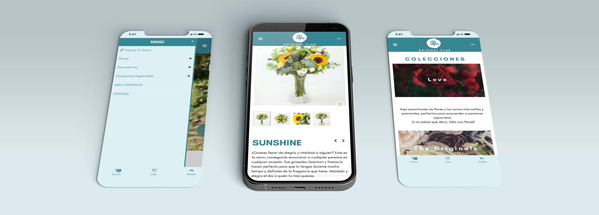 Proyecto Marketing Digital Originalflor